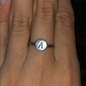 """✨GIFT✨ Adjustable """"A"""" ring"""